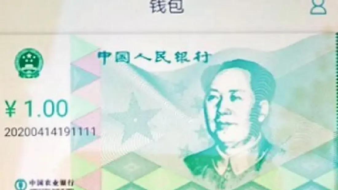 Cara Kerja Yuan Digital, Pengganti Uang Kertas dan Koin China