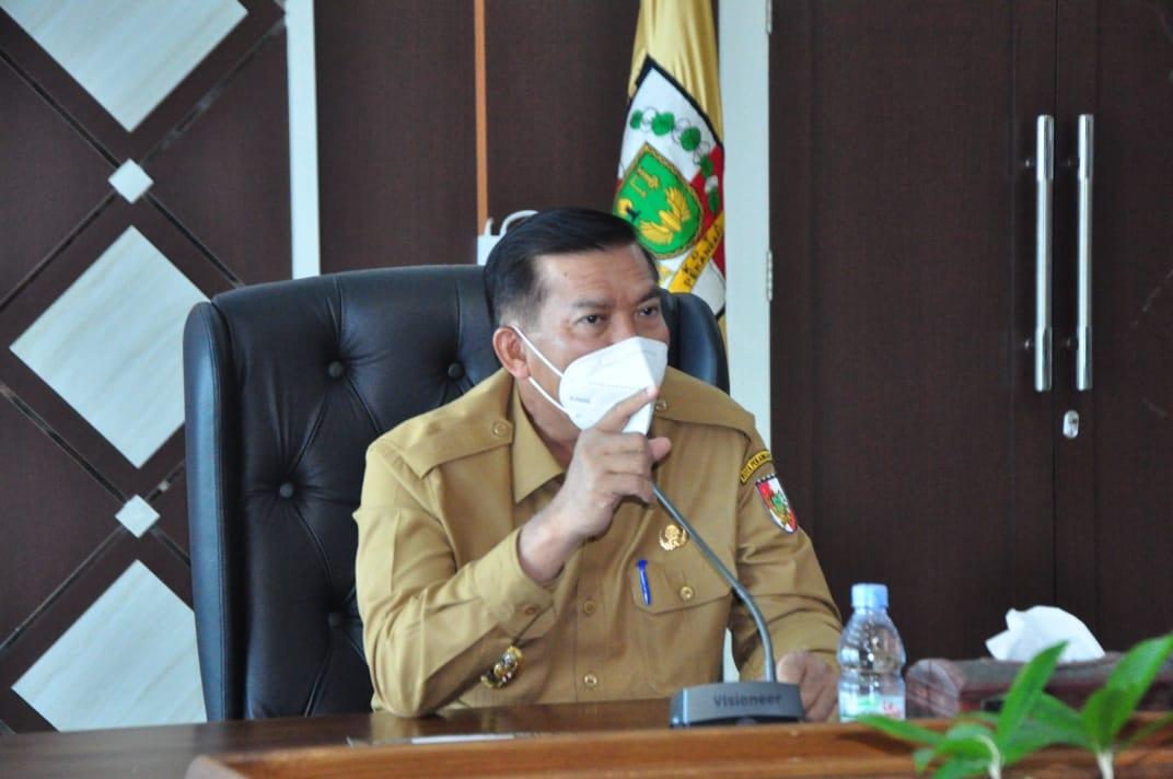 Wali Kota Pekanbaru Targetkan Dua Pekan Turun ke PPKM Level Satu