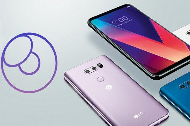 G7 Absen, LG Bawa Smartphone Termahalnya ke MWC 2018