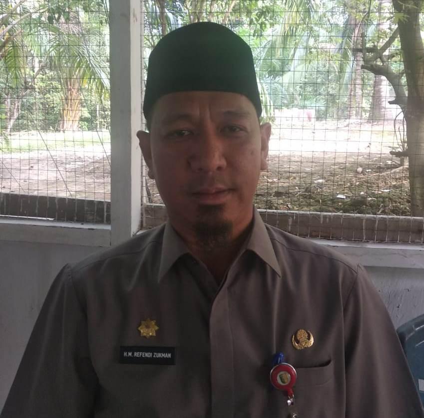 M Refendi Zukman: Disdukcapil Kuantan Singingi Terus Maksimalkan Program KIA