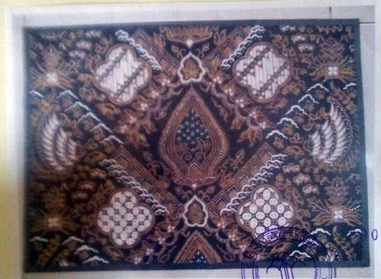 Motif Batik Ceplok Segoro Amarto Dijiplak, Dijual Lebih Murah, Dekranasda Tempuh Jalur Hukum