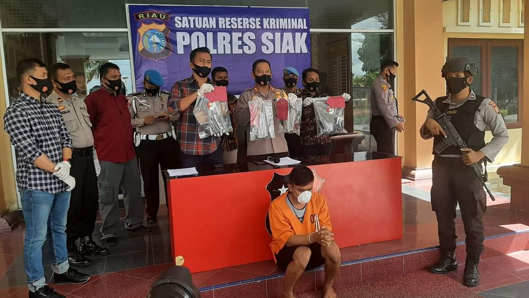 Polisi Ungkap Pelaku yang Kedua Kasus Penganiayaan Berat Warga Kecamatan Dayun