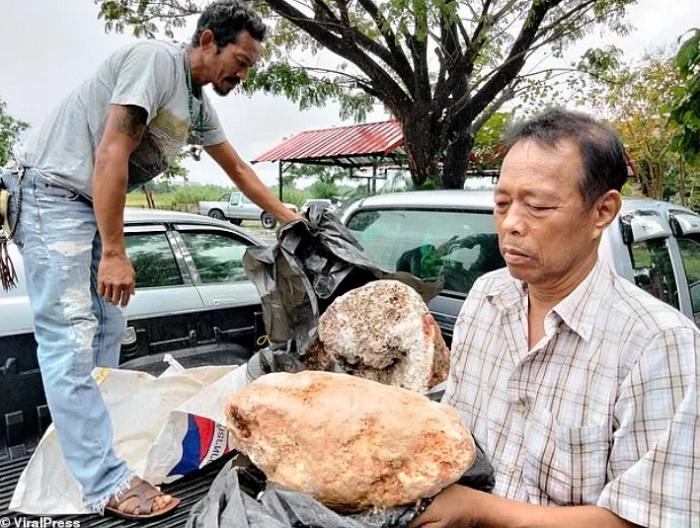 Karena Muntahan Paus Seharga Rp45 miliar, Nelayan Ini Jadi Kaya Mendadak