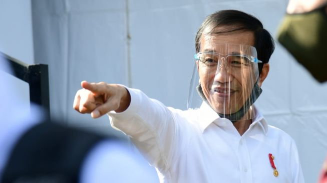 Jokowi Minta Vaksin Covid-19 Mandiri Harganya Terjangkau