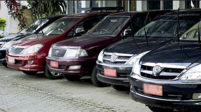 Bapenda Riau Masih Mendata Mobil Dinas Belum Bayar Pajak
