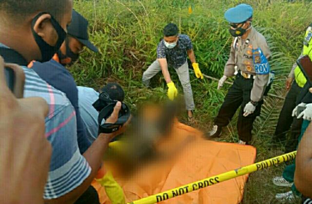 Polisi Berhasil Tangkap Pelaku Pembunuhan Intan Siswi SMP Pelalawan