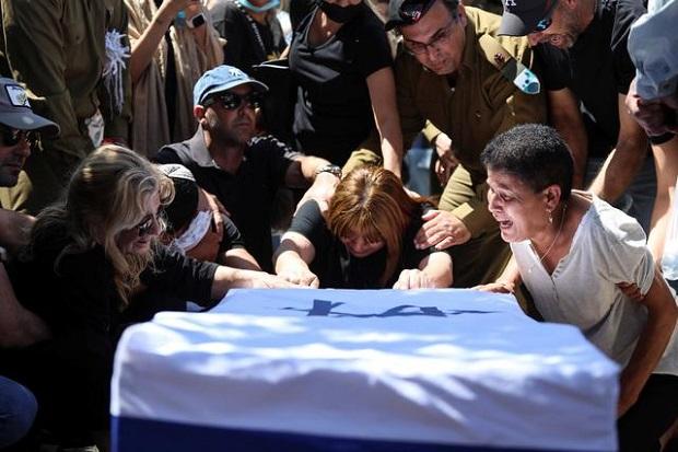 Omer Tabib, Tentara Pertama Israel yang Tewas Dihantam Rudal Anti-Tank Hamas