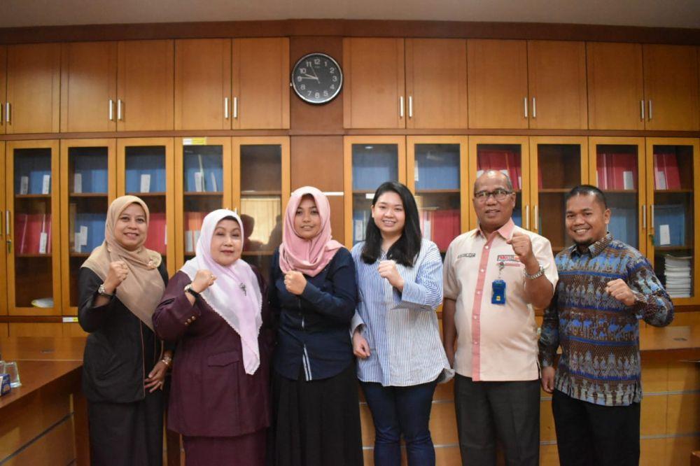 Dua Mahasiswi Unilak akan Mengikuti Lomba NUDC di Surabaya