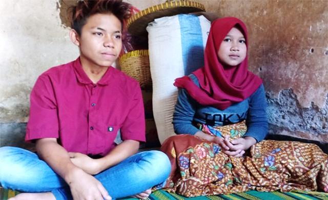 Lelah Tunggu Sekolah Tak Juga Dibuka karena Covid, Pelajar SMP Ini Pilih Menikah