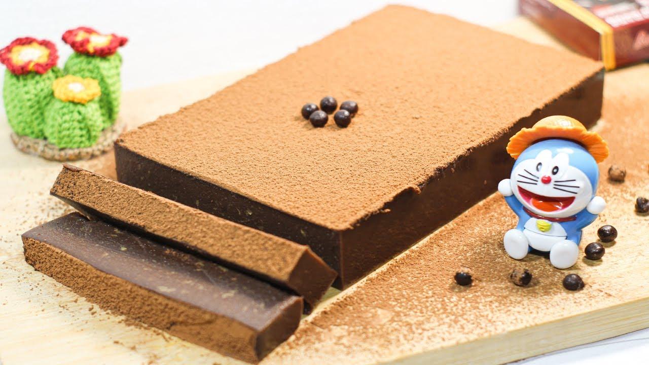 Puding Brownies Chocolatos