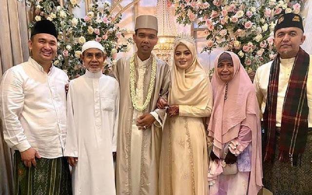 UAS Bantah Dirikan Pesantren untuk Kado Pernikahan