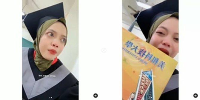 Sering Dihina Tetangga Karena Anak Sopir Mimpi Ketinggian, Akhirnya Cewek Ini Buktikan Kuliah di Luar Negeri