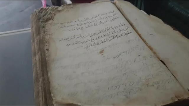 Al-Qur'an Tulisan Tangan KRT Wiroyudo yang Berusia Ratusan Tahun