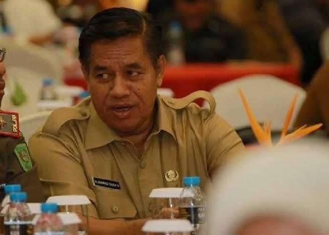 Ahmad Syah Resmi Jabat Plh Sekdaprov Riau Hingga 15 Hari ke Depan