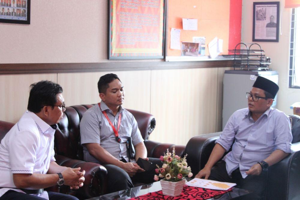 Ketua Bawaslu Beberkan Jumlah Pelanggaran Pemilu di Riau