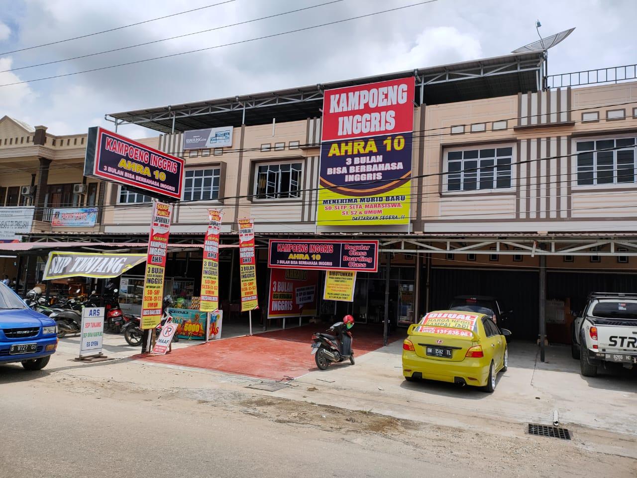 Kampung Inggris Ahra 10 di Inhil, Siap Cetak Pelajar Mahir Berbahasa Inggris