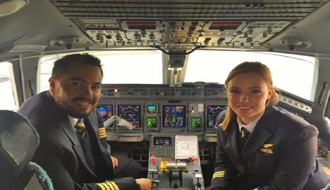Empat Alasan Jadi Pilot Itu Sangat Menyenangkan