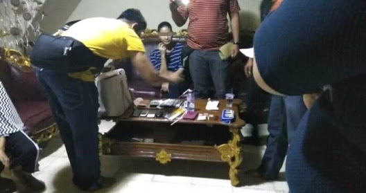 Lagi Pesta Narkoba, Istri Wakil Wali Kota Ditangkap Petugas BNN