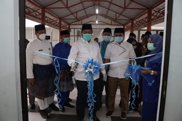 Bupati Alfedri Sebut Tes Swab Bisa dilakukan di Rumah Sakit Tipe D Tualang