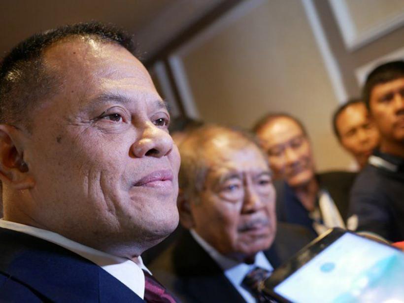 Deklarasi KAMI Ditolak di Surabaya, Gatot Nurmantyo Malah Senang dan Bersyukur