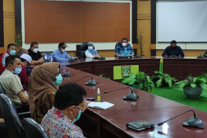 Pelabuhan Dumai Dipilih Untuk Pemulangan Pekerja Migran Malaysia, Prosedur Penanganan COVID-19 Diperketat