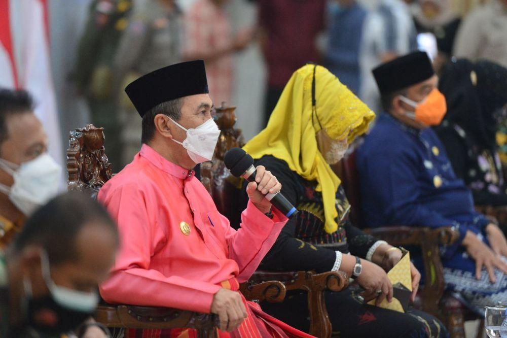 Terima Penghargaan Dari KPAI, Pemprov Riau Miliki Komitmen Terhadap Perlindungan Anak
