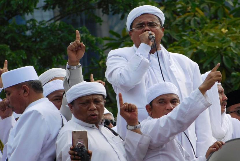 Polda Riau Dalami Dugaan Penghinaan Terhadap Habib Rizieq