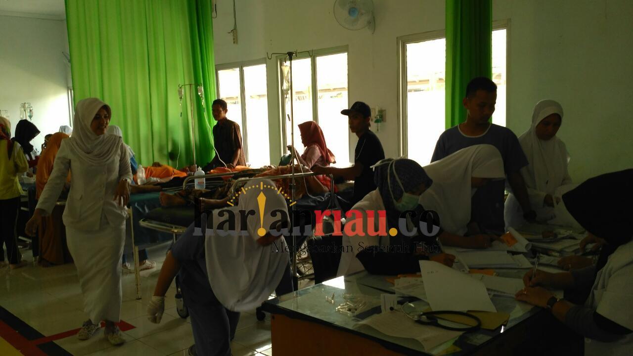 PT ISK Bantah Puluhan Korban Keracunan Bukan Karyawannya
