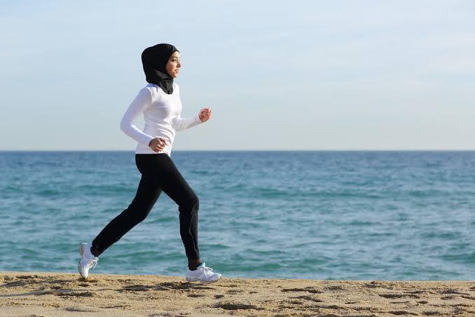 4 Tips Olahraga di Bulan Ramadhan