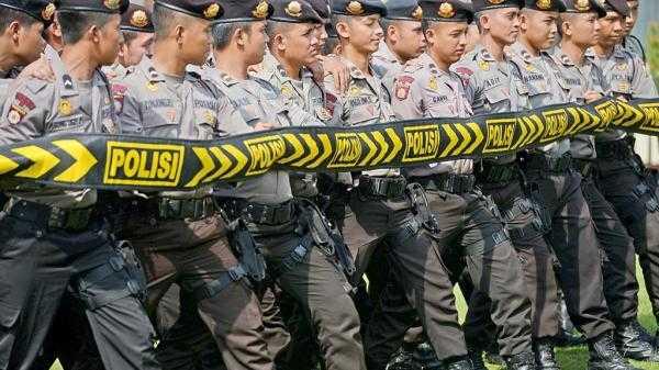 Saat Nataru, 148 Gereja di Pekanbaru Dijaga Polisi