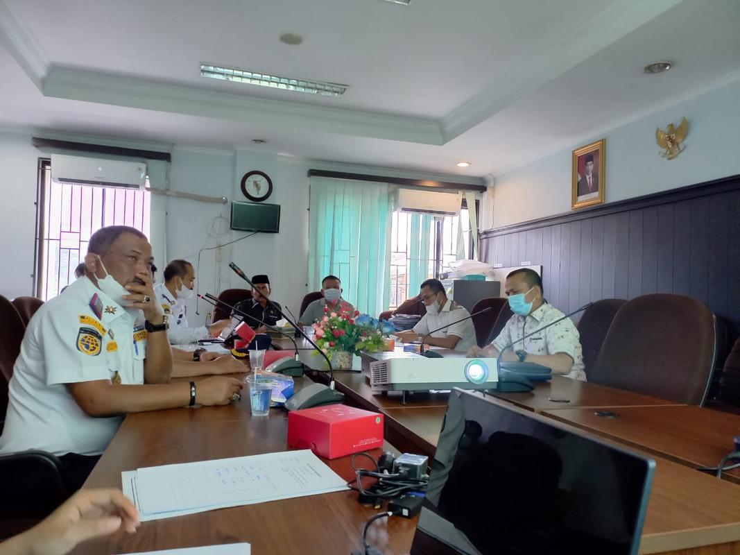 Komisi II DPRD Pekanbaru Setujui Pungutan Retribusi Parkir di Ritel