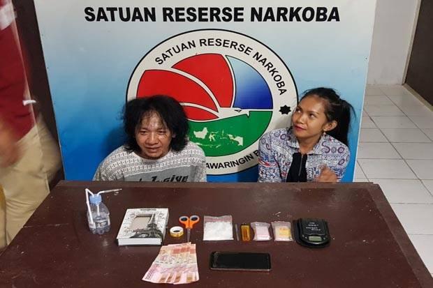 Jualan Narkoba, Pasangan 'Kumpul Kebo' ini Nikmati Sejuknya Penjara