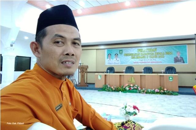 Arfan, Warga Resam Lapis Ikut Bimtek Kementerian PP dan PA di Bali, Kades Junaidi Ucapkan Syukur