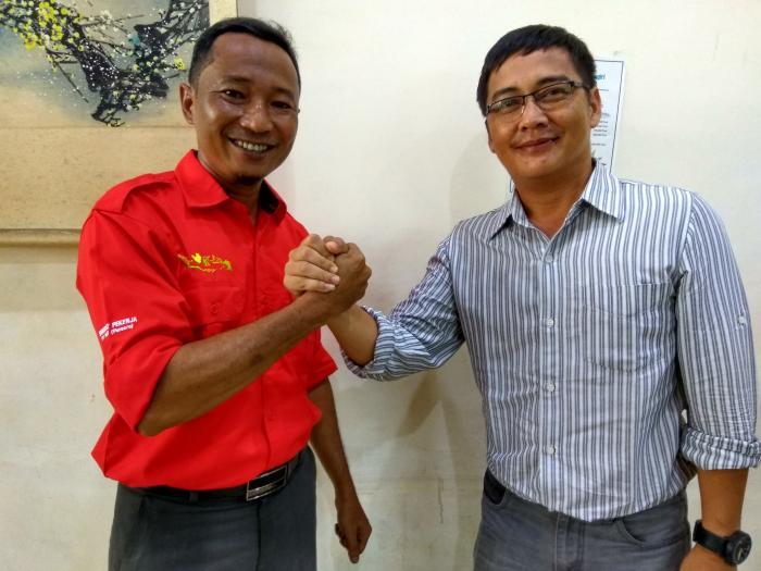 Syaiful Hanan Pindah, Ini Kepala PLN Tembilahan yang Baru