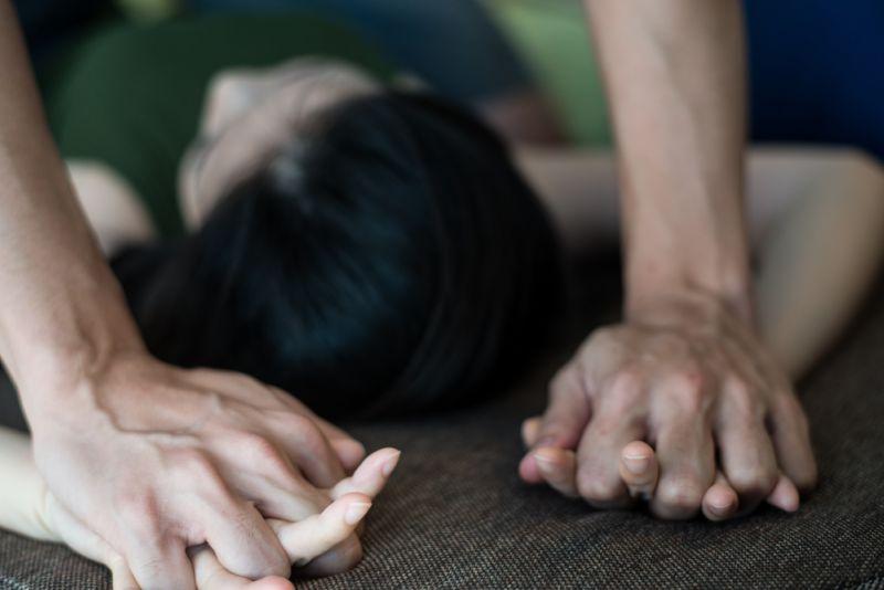 Tertidur Pulas, Janda Muda Diperkosa Remaja Penjaga Toko