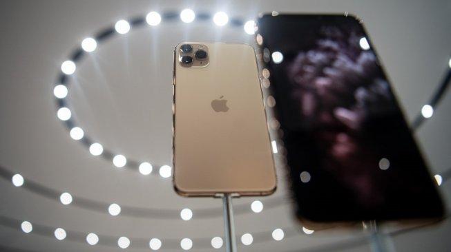 Bongkar iPhone 11 Pro Max, Ini Penampakan Kapasitas Baterainya