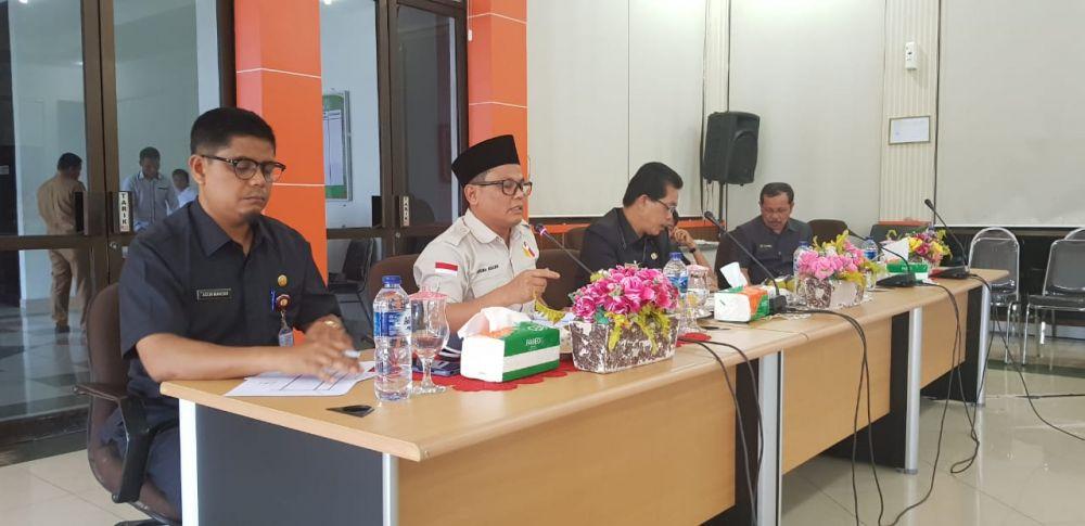 Persiapan Pilkada 2020, Bawaslu Riau Kunjungan Kerja Ke Kuansing