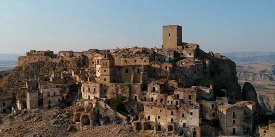Dipercaya Bawa Sial, Nama Desa Terkutuk Ini Dilarang Disebut di Italia