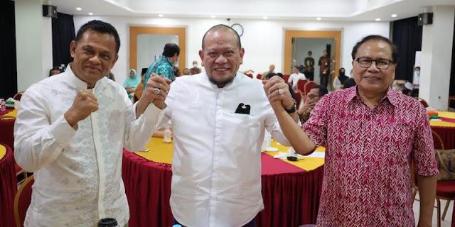 Refly Harun: Saya Membayangkan, Betapa Kuatnya Kalau Rizal Ramli-Gatot Bersatu