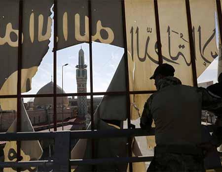 Tentara Irak Tangkap Salah Satu Menteri ISIS
