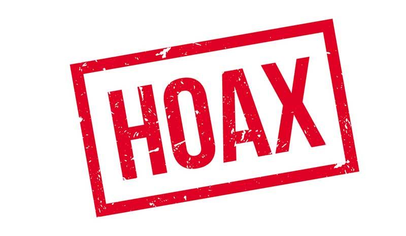 Kordias Pasaribu: Hoax Musuh Terbesar Kita