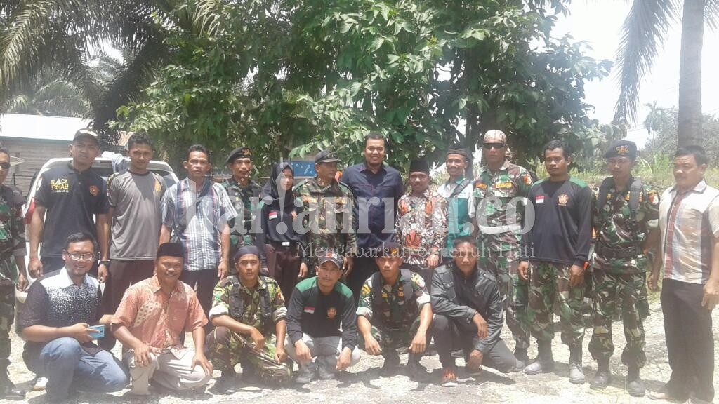 Aggota DPRD Provonsi Riau Ade Agus Hertanto Serap Aspirasi Masyarakat Kecamatan Batang Gansal