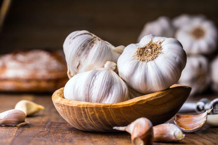 Bawang Putih Ampuh Turunkan Kolesterol hingga Sehatkan Tulang