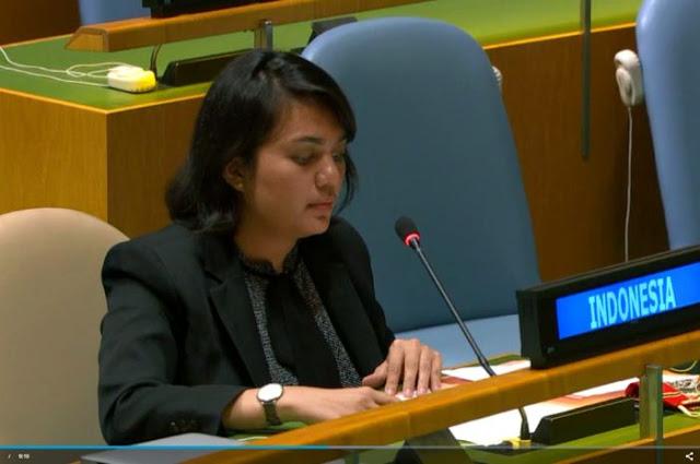 Silvany Austin, Diplomat Muda Indonesia yang Viral Usai 'Tampar' Vanuatu