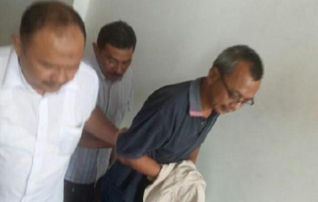 Buron Korupsi Dana Desa di Riau Ditangkap Lagi Jualan Kopi di Jakarta