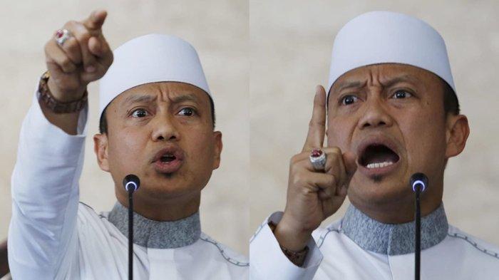 Singgung Pengusaha Jadikan Covid Ladang Bisnis,Ustaz Das'ad Latif: Demi Allah, Tidak Berkah Hidupmu Sampai Akhirat