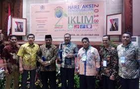 Pemkab Sukses di Tingkat Nasional Melalui Program Kampung Proklim dan Adiwiyata