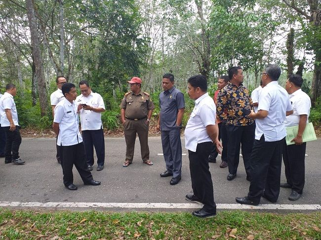 Legislator Minta Pemkab Kuansing Tuntaskan Perubahan Status Lahan Pembangunan Pasar Sentajo Raya