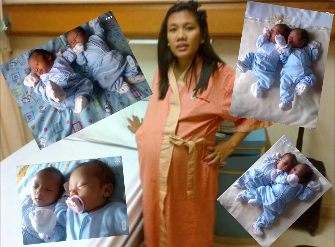Rasakan Sakit Luar Biasa Setelah Lahirkan Bayi Kembar Ibu Kaget Lihat Ini Mengintip Di Organ Intim