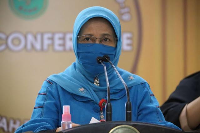 Dinkes Riau Targetkan 10 Ribu Vaksinasi Dalam Waktu 3 Hari